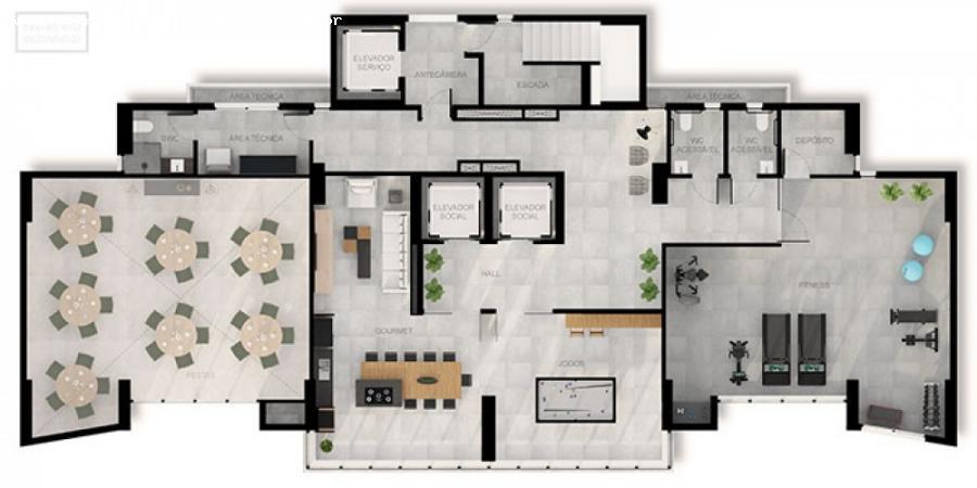 Apartamento para Venda em João Pessoa / PB no bairro João Agripino
