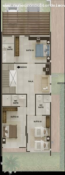Casa para Venda em Cabedelo / PB no bairro BR 230