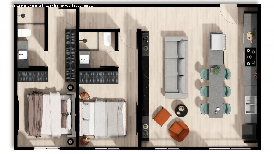 Casa para Venda em João Pessoa / PB no bairro Tambaú